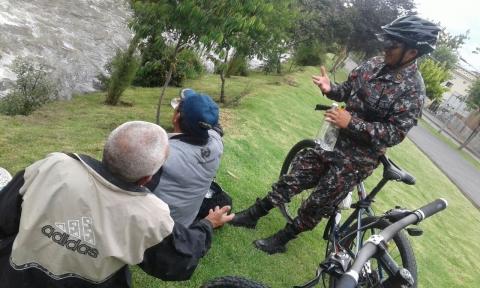 Guardia Ciudadana entregó 61 boletas a libadores durante febrero