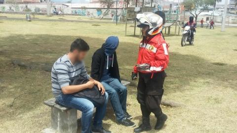 Guardia Ciudadana emitió 53 citaciones a libadores durante abril